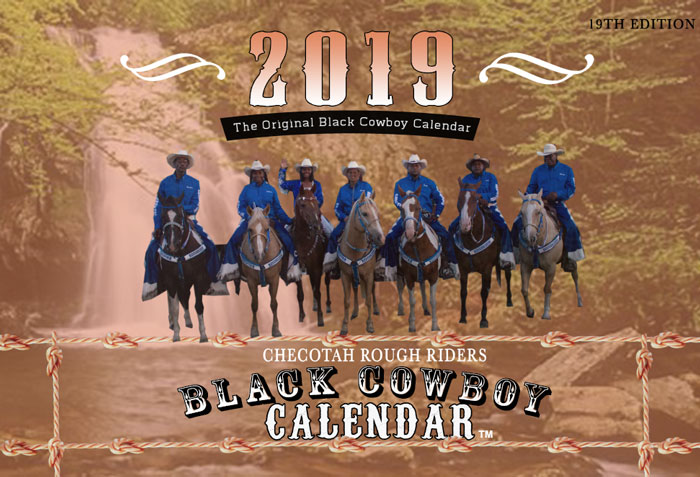 The Original Black Cowboy Calendar